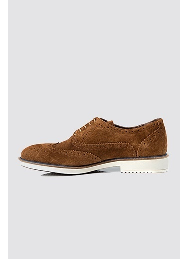 D'S Damat Ayakkabı Taba